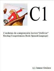 """Cuaderno de comprensión lectora """"Gulliver"""" C1"""